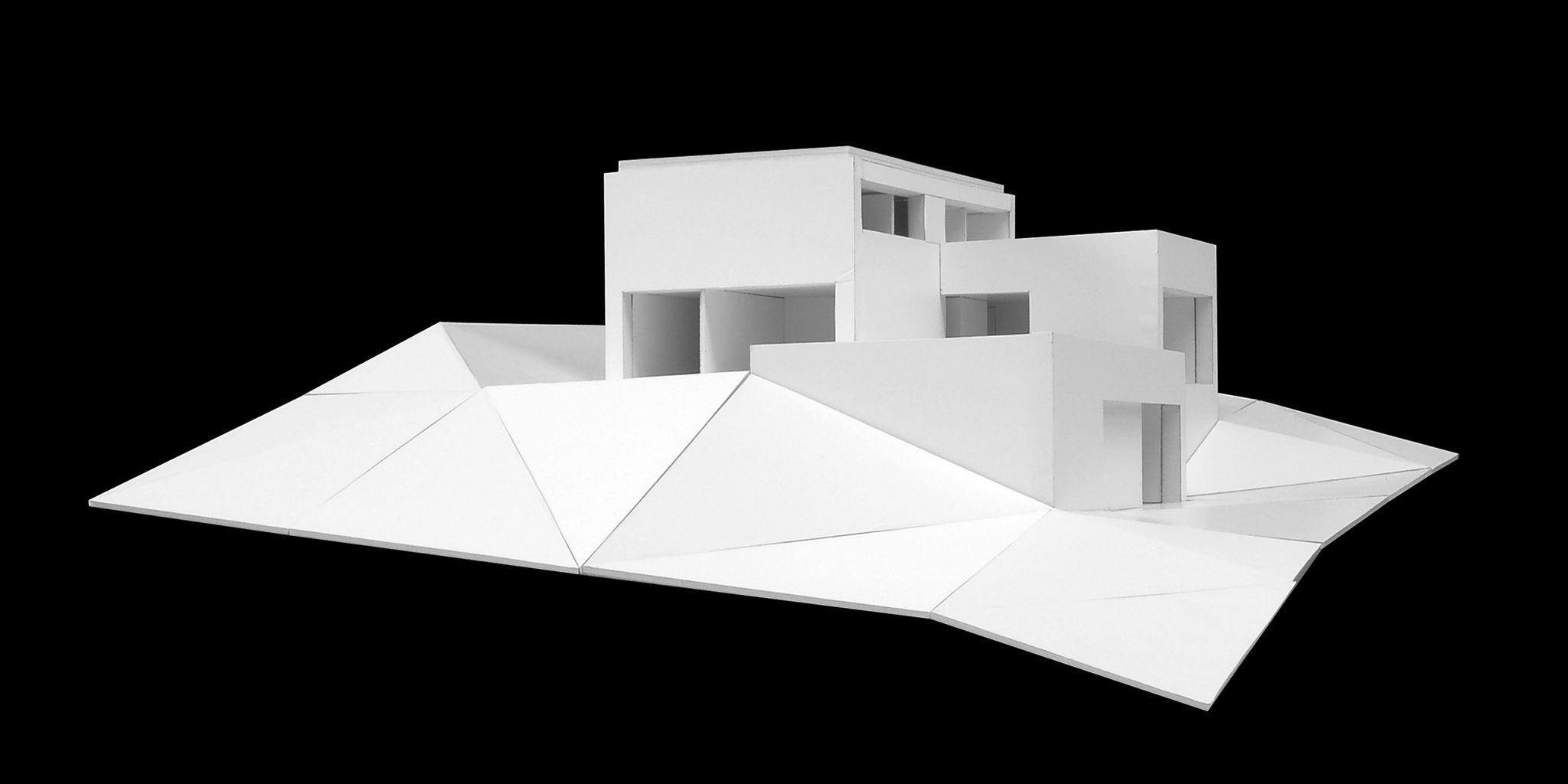 Rodinný dům Zlín, Mokrá