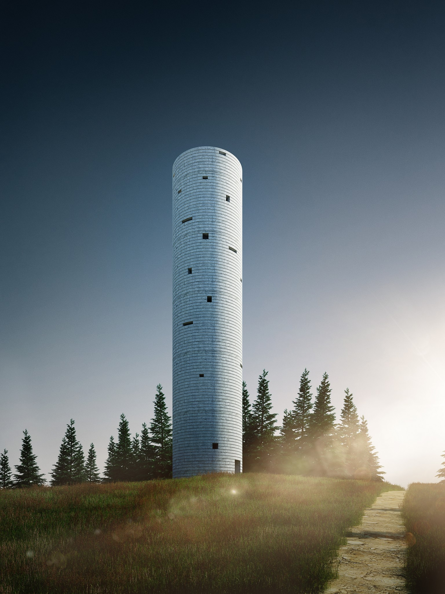 Věž Kvetnica