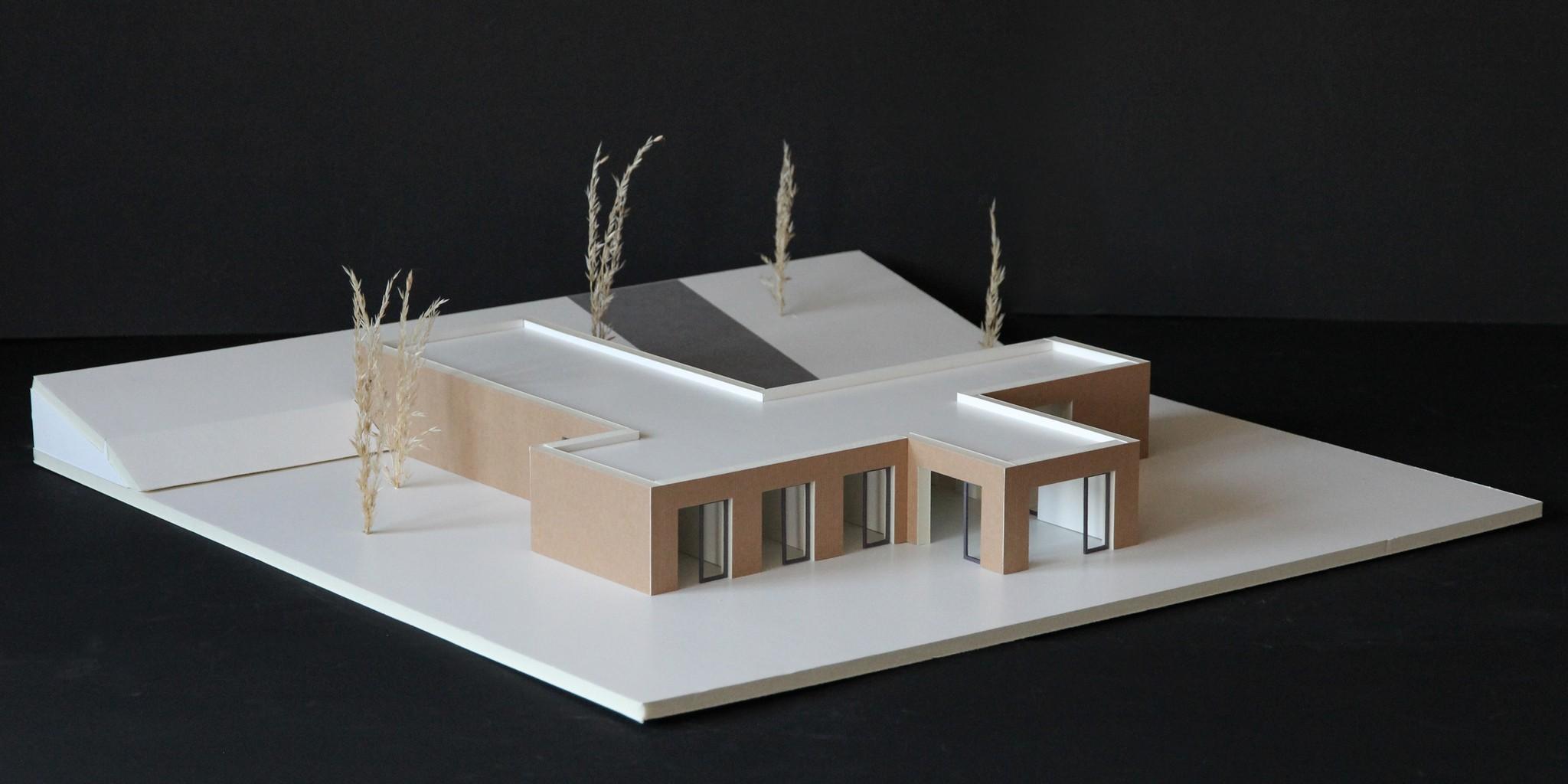 Rodinný dům Želechovice