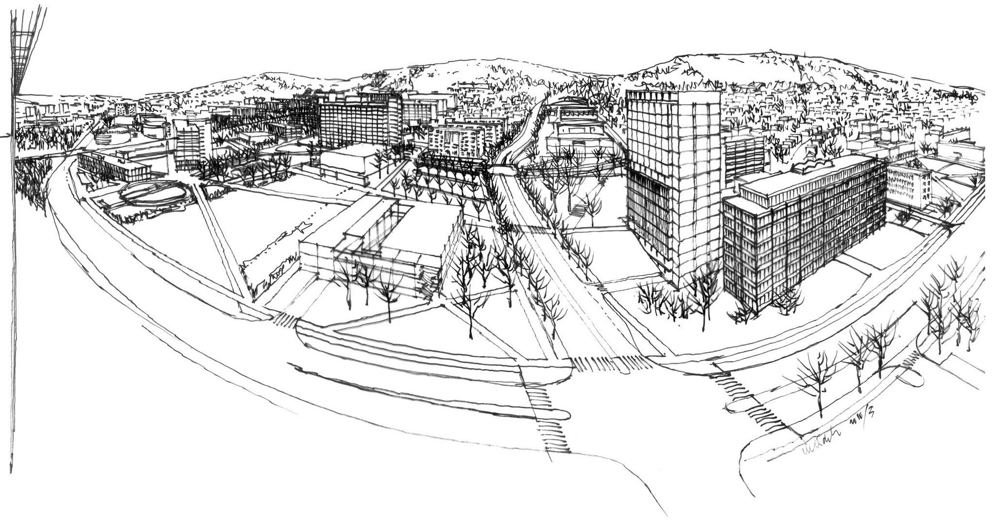 Regulační plán centra města Zlína